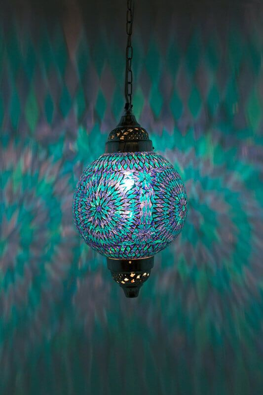 Oosterse Hanglamp Blauw Mumbai Oosterse Lampen Specialist In 2020 Hanglamp Turkse Lampen Lampen