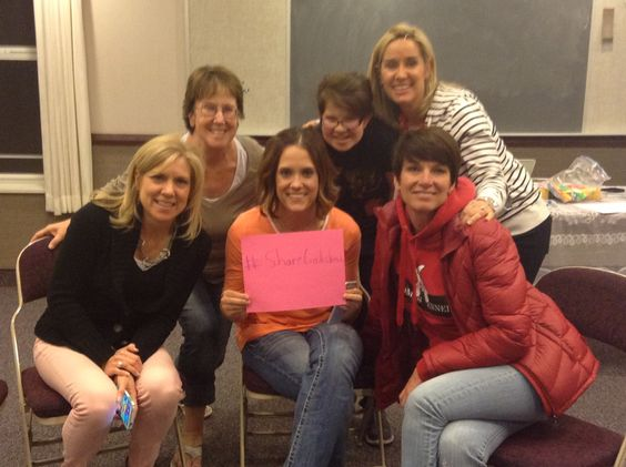 #shareGodsbeauty Had so much fun Last night with my wonderful leaders!!