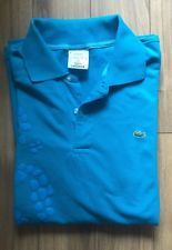 Lacoste Micheal Young Polo Shirt Blue Mens Short Sleeve L   eBay