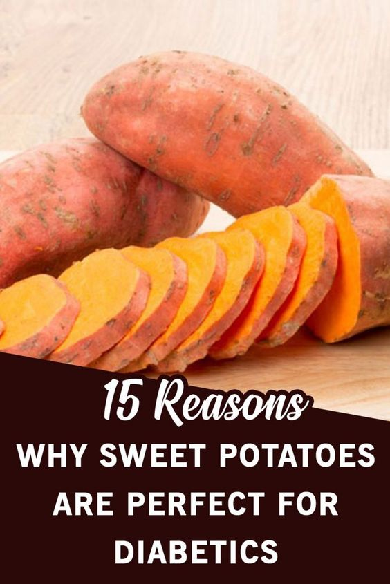 We present you the 15 most prominent benefits of sweet potatoes for diabetics...