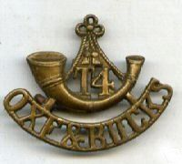 oxfordshire and buckinghamshire light infantry