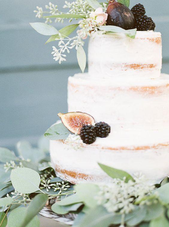 Serene and graceful bridal inspiration: