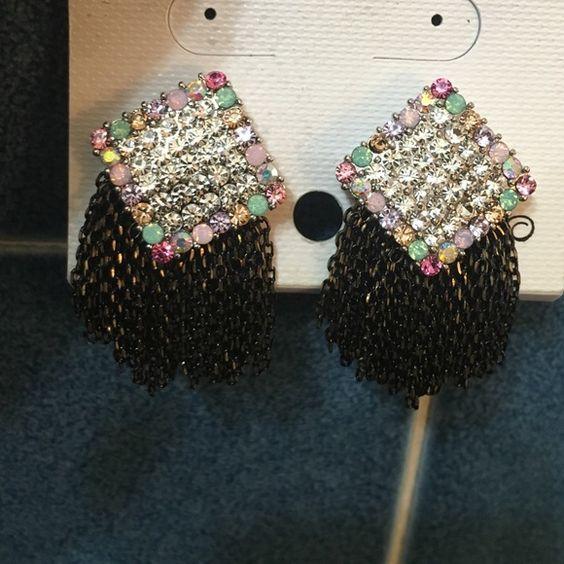 Beautiful earrings E Jewelry Earrings
