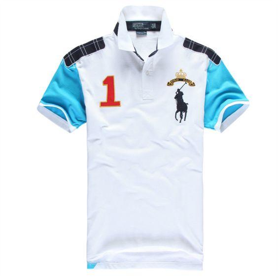 Polo Ralph Lauren Flag 1 White T-Shirt $35.0. Save: 70% off