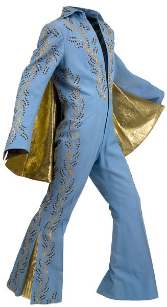 elvis presley jumpsuits | elvis presley wore this jumpsuit in 1972