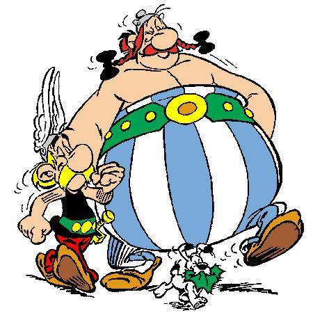 - Dessin obelix ...