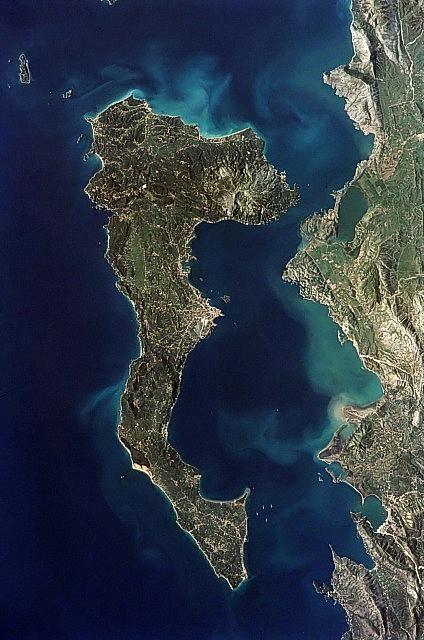 Korfu, Griechenland ✔️