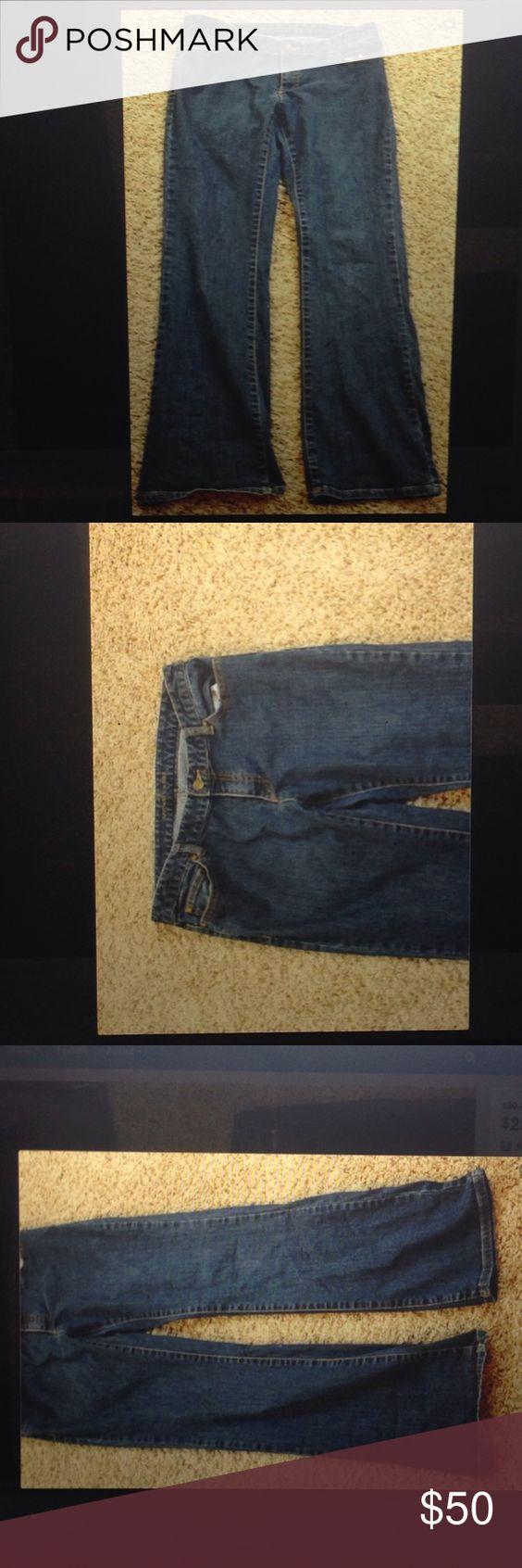 Michael Kors jeans - sz 10 Size 10 authentic Michael Kors jeans… Very good condition Michael Kors Jeans Flare & Wide Leg