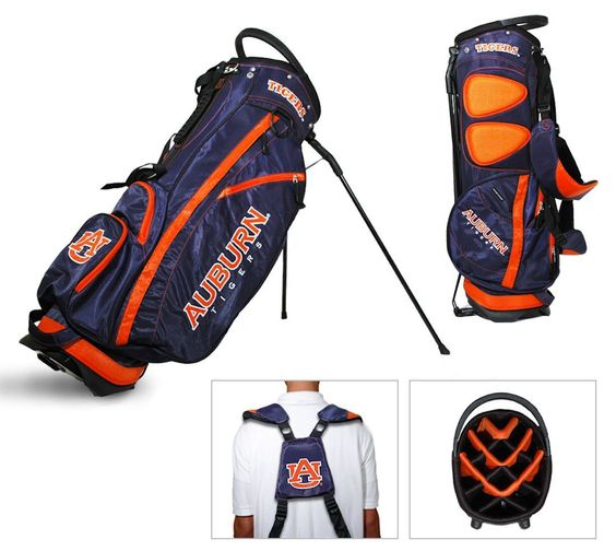 Auburn Tigers Golf Stand Bag