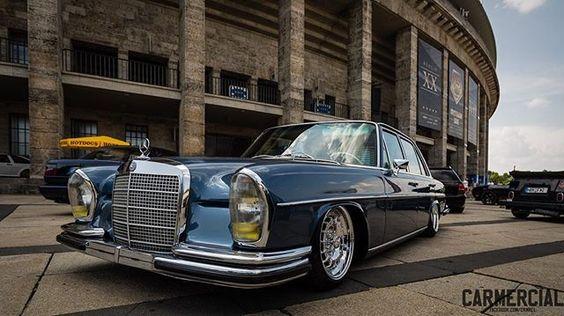 Xscarnight benz xsmag xsedition w108 109 pinterest for Mercedes benz inland empire