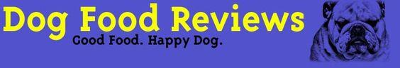 Lots of good information on dog food.