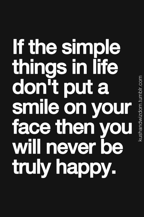 Cosas simples...