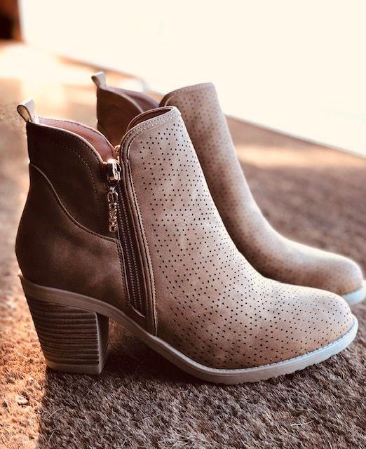 Botines primavera Tonia 02   Botines, Calzado mujer, Zapatos