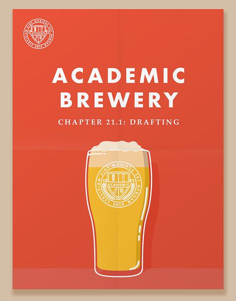 Academic Brewery Poster