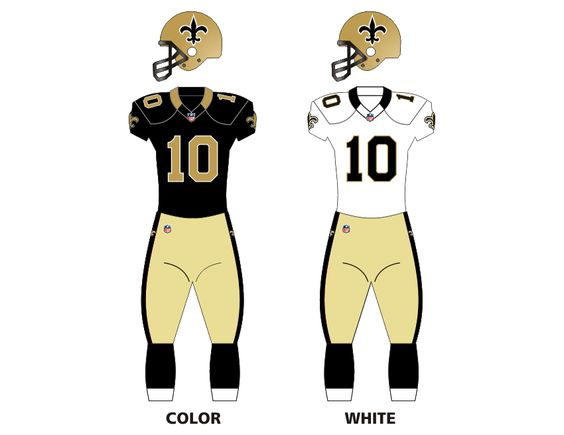 The New Orleans Saints are a professional American football team based in New…