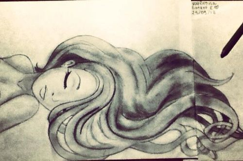 Mermaids Drawing Tumblr Include Disney Drawings