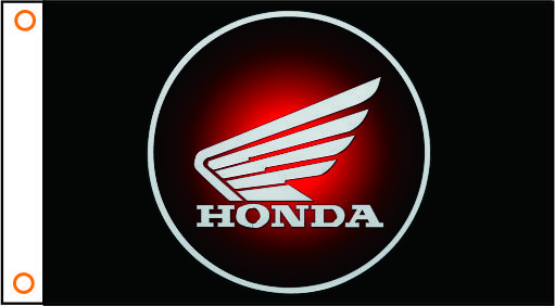 Honda Motorcycle Flags Custom Flags Honda
