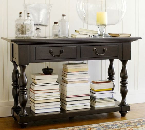 Console Tables Pottery Barn: Console Table - Pottery Barn