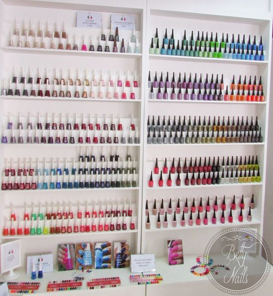 Betty Nails: Blogger Life - Nail Polish Store
