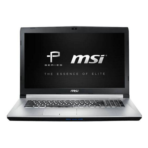 MSI PE70 6QE-035US 17.3 inch Intel Core i7-6700HQ 2.6GHz/ 12GB DDR4/ 1TB HDD/ DV