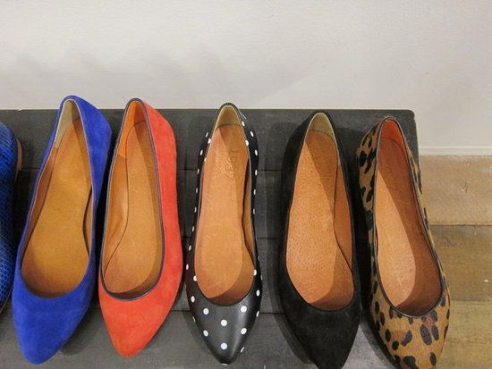 cute flats from @Madewell1937 fall 2012 collection