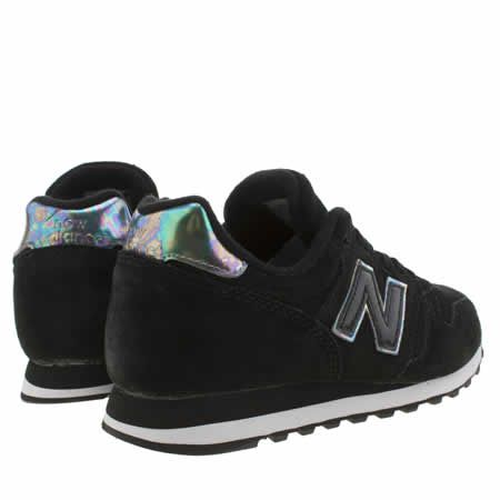 womens new balance 574 suede & mesh trainers