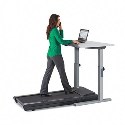 The Office Treadmill Desk Combines Our Most Popular Office Treadmill With Our Standing Desk Providing Everything You Treadmill Desk Treadmill Desk Office Desk