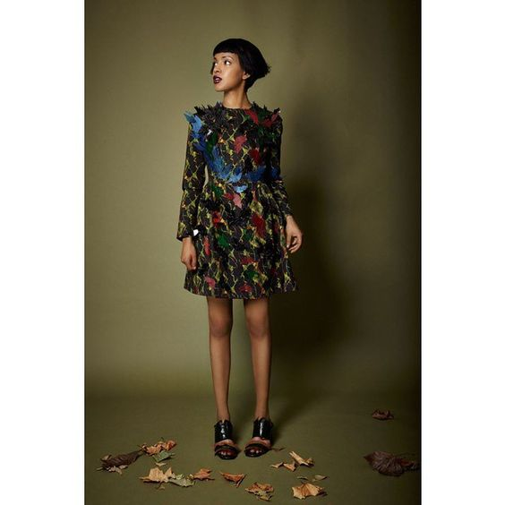 LISA FOLAWIYO PRESENTS AUTUMN/WINTER 2015 COLLECTION-A TALE OF JOURNEY & TRANSITION!  Visit www.selectastyle.com