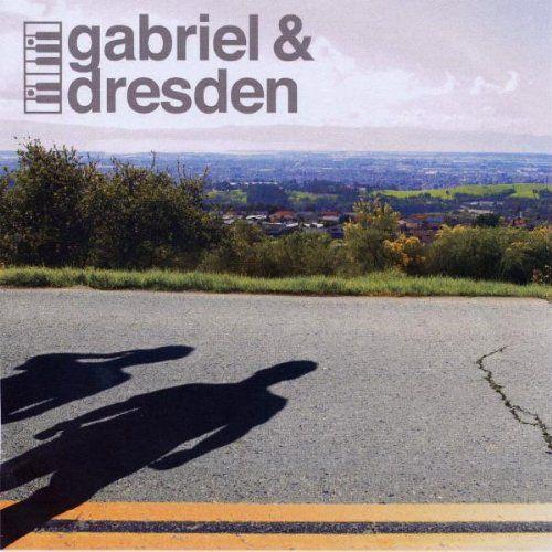 Gabriel & Dresden – Tracking Treasure Down (single cover art)