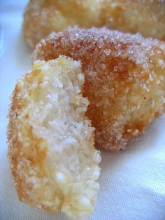 Perles du Japon à la noix de coco