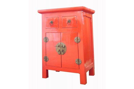 Meuble d 39 entr e meuble chinois meubles chinois for Meuble cabinet chinois