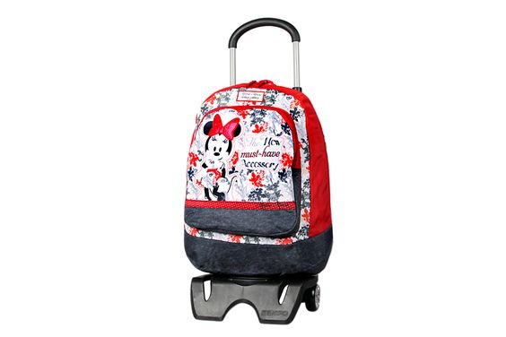 #mochila #trolley #minnie #disney para el #cole # coleccion #must #have #vintage #limited #edition #1928