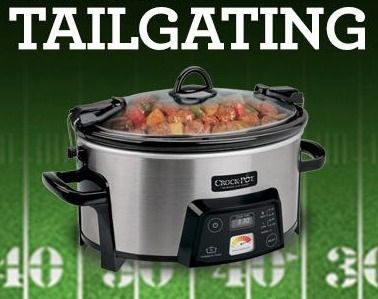 We love our CrockPot for Tailgating   #crockpots #dealyard
