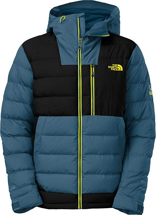 The North Face Point it Down Jacket - Men's Ski Jacket - 2014 - Christy Sports - Blue - Outerwear - Winter - Coat