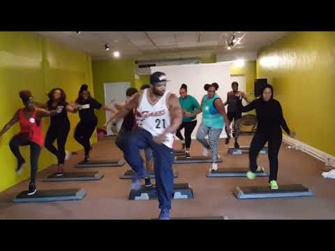 Xtreme Hip Hop With Phil Grown Folk Music Youtube Step