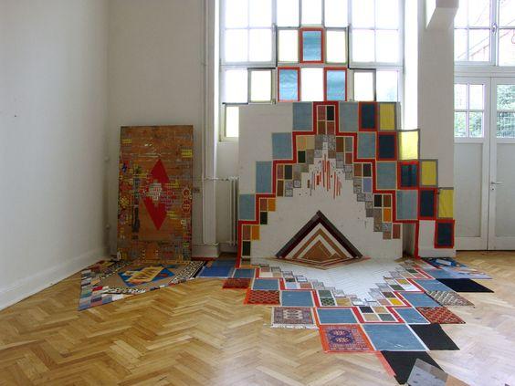 installation by Katharina Trudzinski