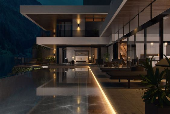 Architectural Concepts By Jeffrey Faranial Daily Design