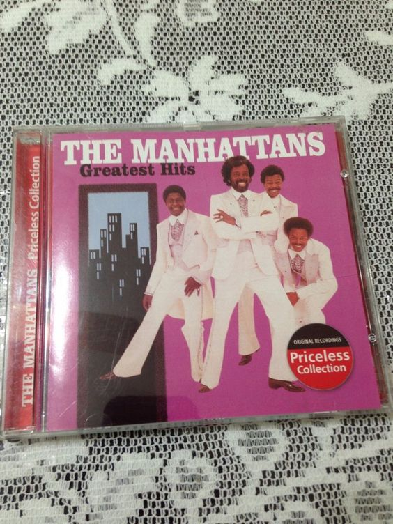 Greatest Hits [Sony Special Products] by The Manhattans (CD, Mar-2006,... #DooWop