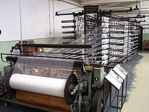 Tecelagem – Wikipédia, a enciclopédia livre