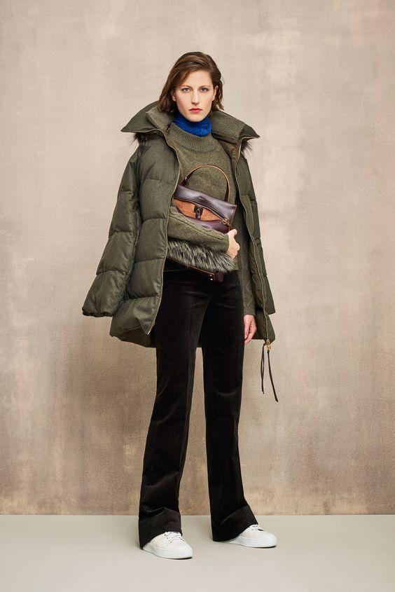 Sfilata Agnona Milano - Collezioni Autunno Inverno 2018-19 - Vogue