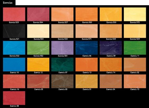 Pinterest el cat logo global de ideas - Estuco veneciano colores ...
