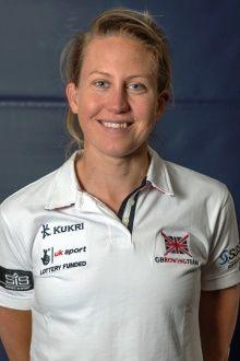 Melanie Wilson - Rowing. Women's eight.