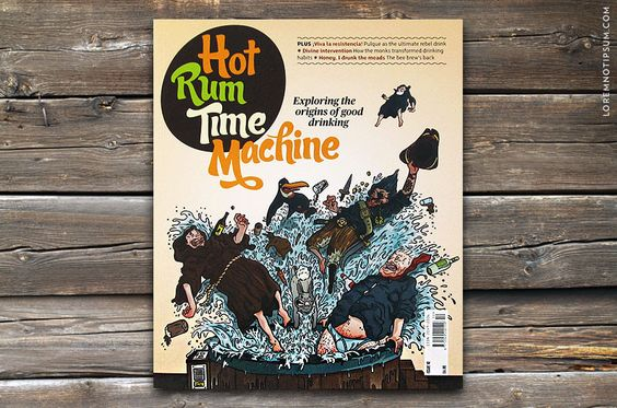 Hot Rum Cow Issue 10