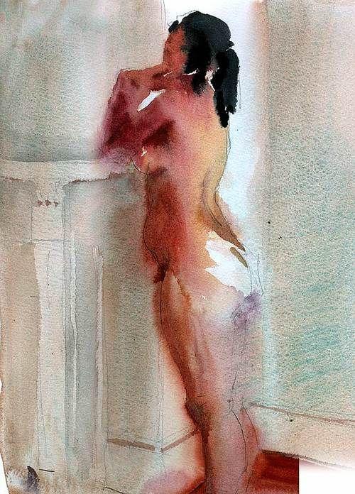 Craig Mullins   Watercolor