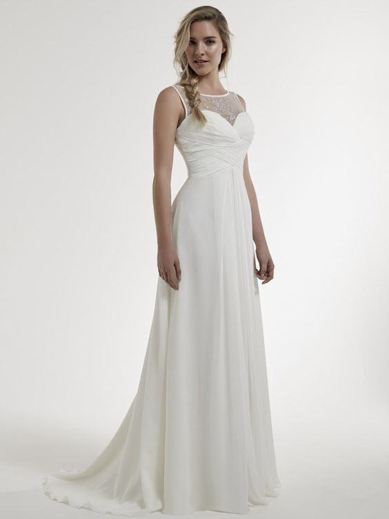 Brautkleider im unteren Preissegment | miss solution Bildergalerie - Elata by PURE BRIDAL