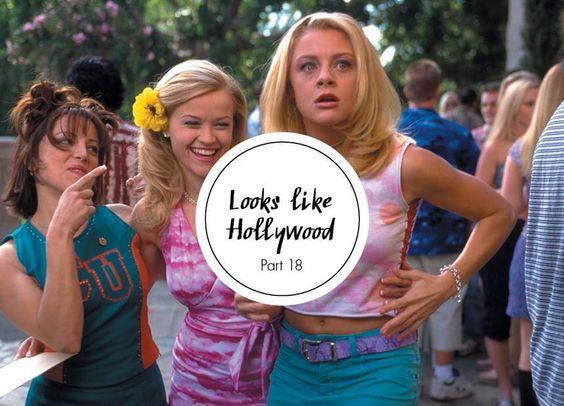 Heute haben wir ein Looks like Hollywood für euch: Natürlich blond. Der…