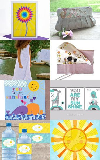 Sunshine by At Thursday on Etsy--Pinned with TreasuryPin.com #awtreasuries #etsyau