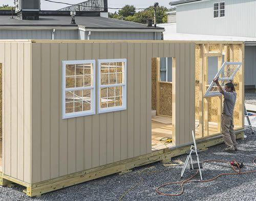 Best Barns 12x24 Lakewood Wood Shed Kit Lakewood 1224 Wood Storage Sheds Storage Shed Kits Shed Plans
