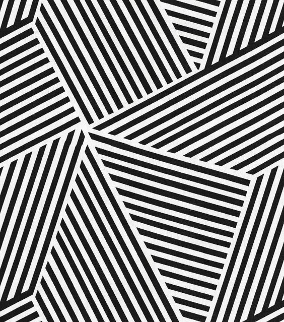 Nate Berkus Home Decor Print Fabric- Ondine Paramount Onyx: