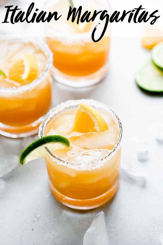 Italian Margaritas